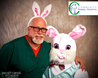 Community Animal Hospital Easter 2016